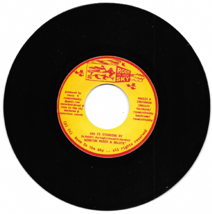 Winston Reedy & Salute - Jah Is Standing By / Pt.2 (R.I.T.S.) 7""
